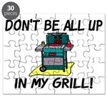 All Up In My Grill Puzzle