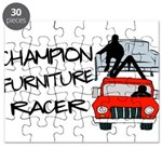 Champion Furniture Racer Puzzle