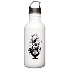 Lyre Bird Water Bottle