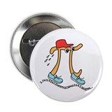 "Funny Long Running Pi 2.25"" Button (10 pack)"