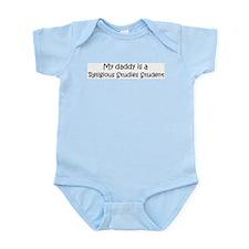 Daddy: Religious Studies Stud Infant Creeper