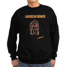American Beagle Cute Sweatshirt
