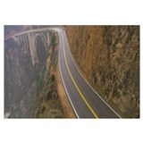 California, Big Sur, Bixby Bridge, Highway 1, High