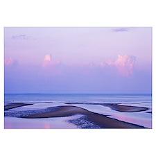 Sunset Ochlockonee Point Gulf of Mexico FL
