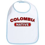 Colombia Native Bib