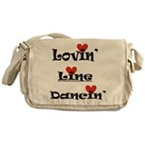 Unique Country dance Messenger Bag
