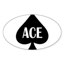 Ace Kicker Decal