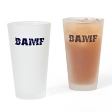 BAMF 2 Drinking Glass
