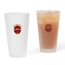 Unique Florida state seminoles Drinking Glass