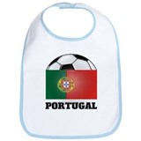Portugal Soccer Bib