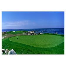 Golf Course Spyglass Hill CA