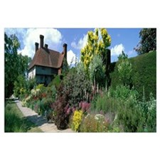 Great Dixter Gardens East Sussex England