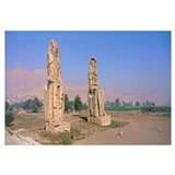 Colossi of Memnon Luxor Egypt