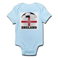 England Soccer Infant Creeper