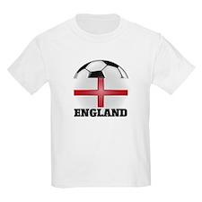 England Soccer Kids T-Shirt