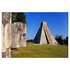 Chichen Itza Yucatan Peninsula Mexico