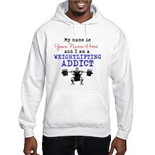 Weightlifting Addict Hoodie