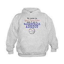 Basketball Addict Hoodie