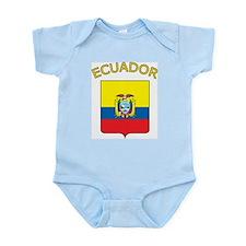 Beautiful Ecuador Infant Creeper