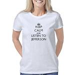 Jig Shoe Women's V-Neck Dark T-Shirt
