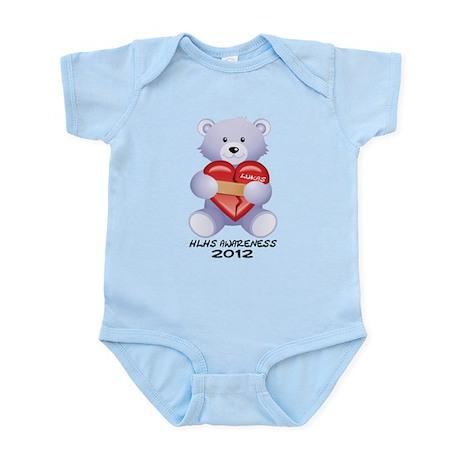 Lukas Teddy Infant Onesie