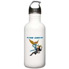 Flying Knee-Na Water Bottle