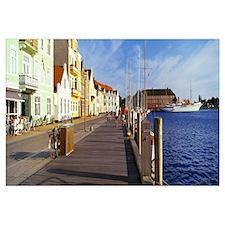 Harbor Sonderborg Denmark