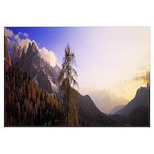 Dolomites Alps Italy