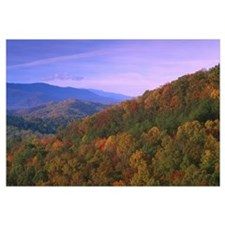 Appalachian Mountains ablaze with fall color Great