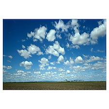 Cloudscape near Barossa Australia