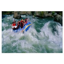 Whitewater Rafting Tieton River WA