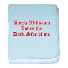 Jaesa Willsaam baby blanket