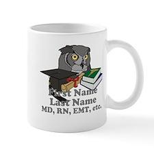 Custom Owl Medical Graduate Mug