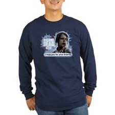 Walking Dead Love Your Brains Long Sleeve T-Shirt