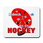Rednexk Hockey Mousepad