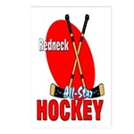 Rednexk Hockey Postcards (Package of 8)