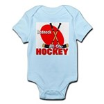 Rednexk Hockey Infant Creeper