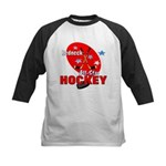 Rednexk Hockey Kids Baseball Jersey
