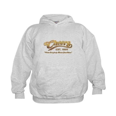 Cheers Kids Hoodie