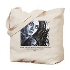 Alexa S, Brookings, Tote Bag