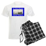 Saint Francis Hospital Men's Light Pajamas