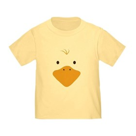 Cute Little Ducky Toddler T-Shirt