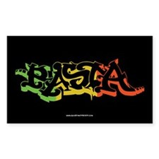 Rasta Sticker 2 Decal