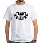Atlanta Georgia White T-Shirt