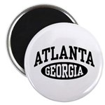 Atlanta Georgia Magnet