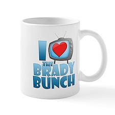 I Heart The Brady Bunch Mug