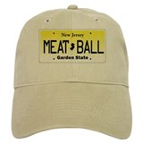 NU JOISEY, New Jersey, License Plate Baseball Cap