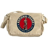 Unique National guard Messenger Bag
