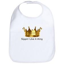 King Baby Bib