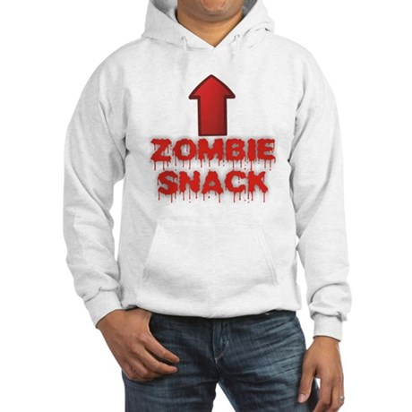 Zombie Snack Hooded Sweatshirt